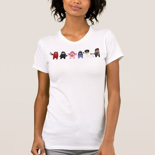 Camiseta kororas