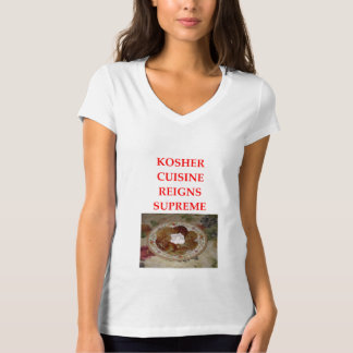 CAMISETA KOSHER