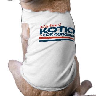 Camiseta Kotick - Michael Kotick para o congresso