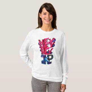Camiseta KP original Hey Hey Hey