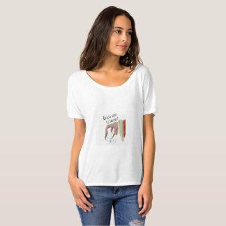 Camiseta Krampus visita a casa branca