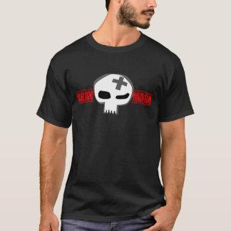 Camiseta Krav Maga - nunca Scared