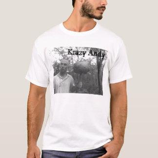 Camiseta Krazy Andy
