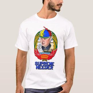 Camiseta Krazy Kim - Un de Kim Jong - Needer supremo