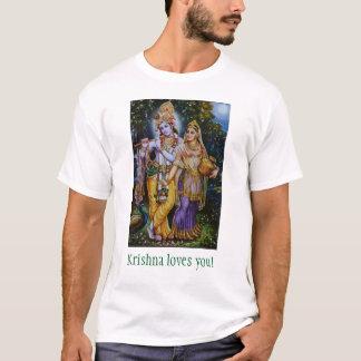 Camiseta Krishna ama-o!