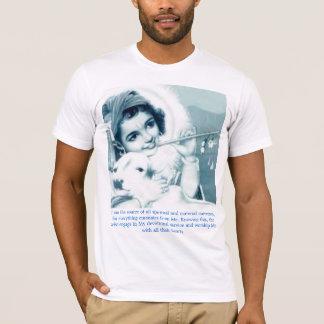 Camiseta Krishna, fonte de tudo