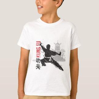 Camiseta Kung Fu