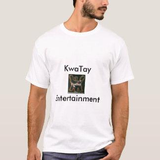 Camiseta kwatay_logo, KwaTayEntertainment