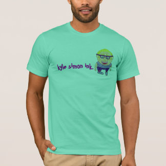 Camiseta Kyle simon Inc. 1