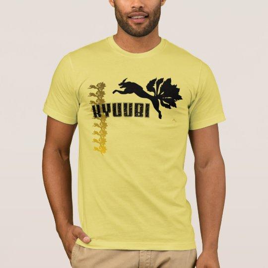 Camiseta Kyuubi