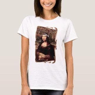 Camiseta La Chola Mona Lisa
