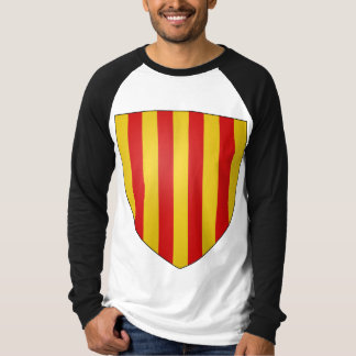 Camiseta La Corona de Aragón de Escudo de Armas de
