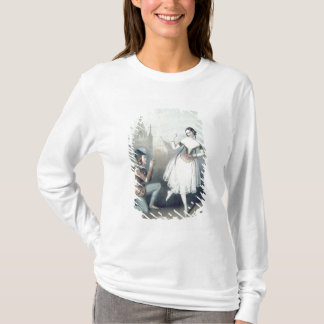 Camiseta La Esmeralda': Carlotta Grisi & Jules Perrot