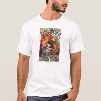 Camiseta La Meuse de Bieres de do vintage por Alphonse