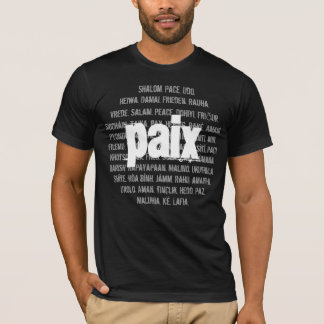 Camiseta La Paix.