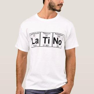Camiseta La-Ti-Nenhum (latino) - cheio