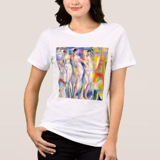 Camiseta La Ville de Paris por Robert Delaunay