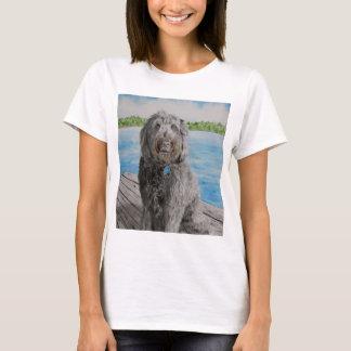 Camiseta Labradoodle Stewart