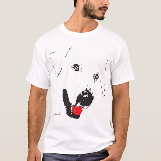 Camiseta LABRADOR is all good!