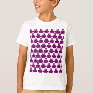 Camiseta Laço roxo do Victorian