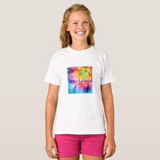Camiseta Laço-Tintura IzzyLicious