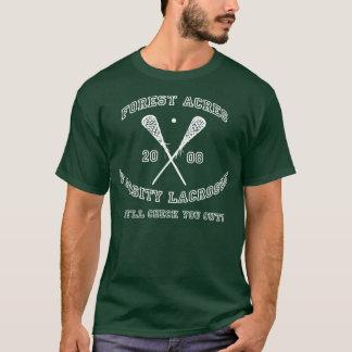 Camiseta Lacrosse 2008 do FA