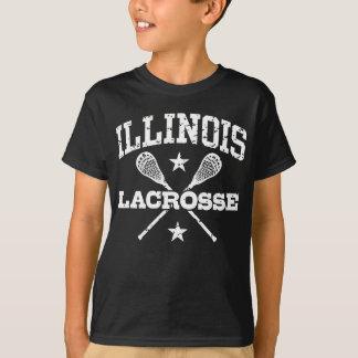 Camiseta Lacrosse de Illinois