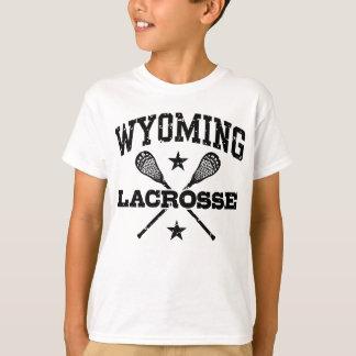 Camiseta Lacrosse de Wyoming