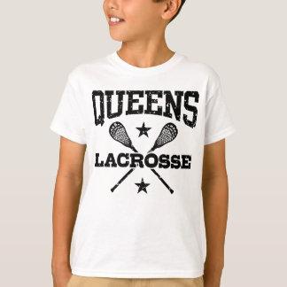 Camiseta Lacrosse do Queens