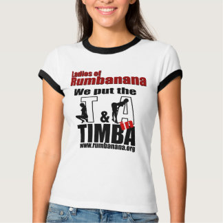 Camiseta LadiesofRumbanana