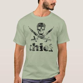 Camiseta ladrão