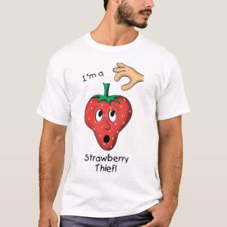 Camiseta Ladrão da morango