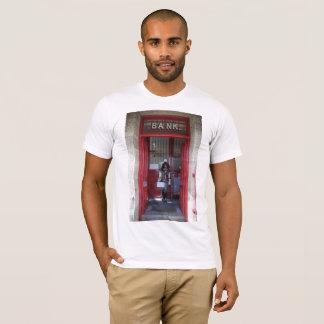 Camiseta Ladrão de banco?