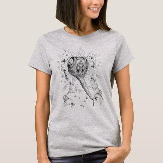 Camiseta Lady Zanzara Killer.