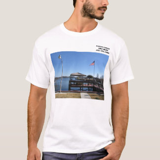 Camiseta lago 322, BATATA ANGRA   BICICLETA SEMANA 4 de