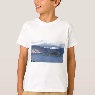 Camiseta Lago crater