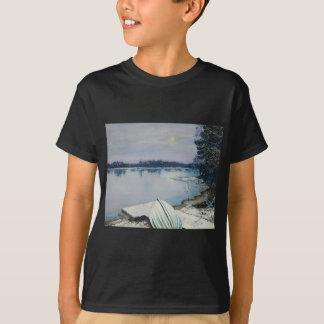 Camiseta Lago forest