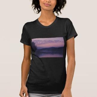 Camiseta Lago indiano, parque de Adirondack, NY