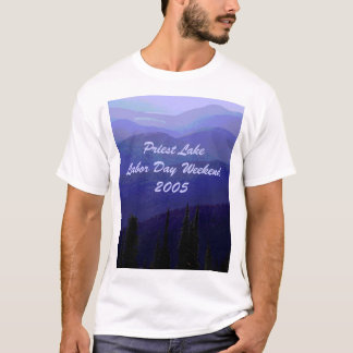 Camiseta Lago priest