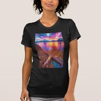 Camiseta Lago stone de gema