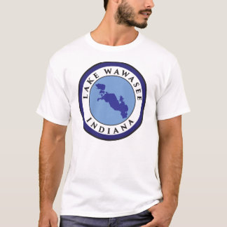 Camiseta Lago Wawasee, Indiana