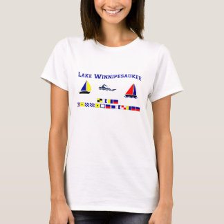 Camiseta Lago Winnipesaukee, NH