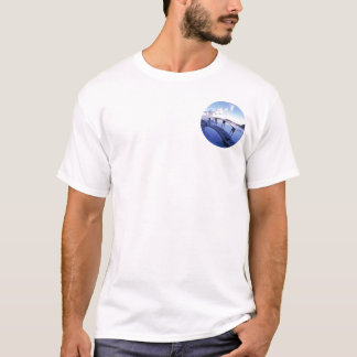 Camiseta lagoa azul, Islândia