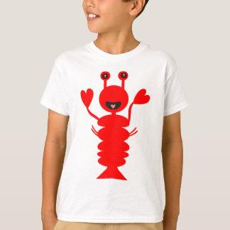 Camiseta Lagosta feliz