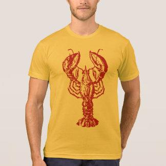 Camiseta Lagosta vermelha
