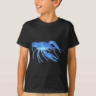Camiseta Lagostins azuis