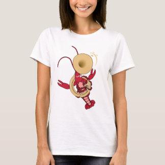Camiseta Lagostins do Sousaphone