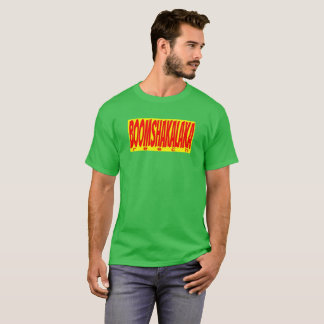 Camiseta laka do shaka do crescimento