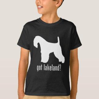 Camiseta Lakeland Terrier