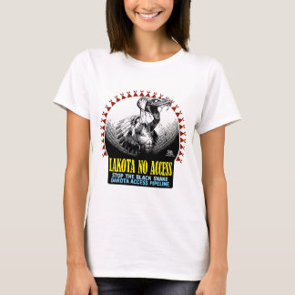 Camiseta Lakota nenhum acesso